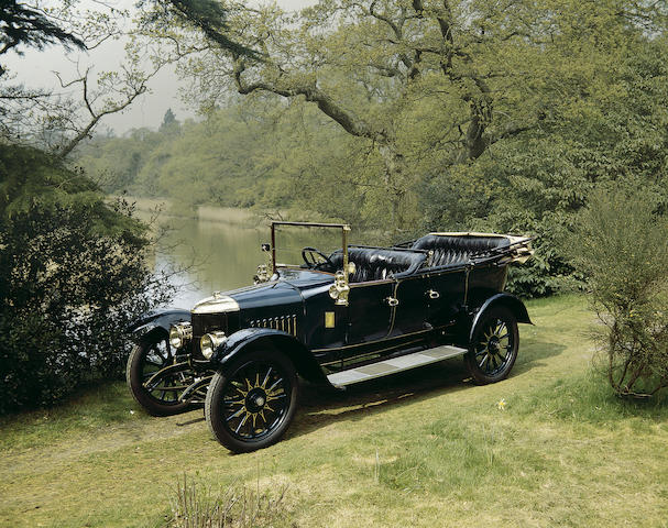 1913 Newton Bennett 12hp Five Seat Tourer  Chassis no. 290 Engine no. 290