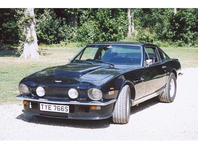 1977 Aston Martin V8 Vantage Saloon