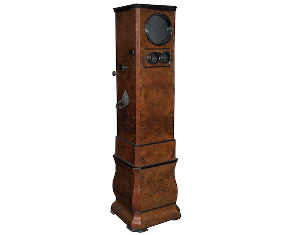 Floorstanding Stereo Graphoscope,