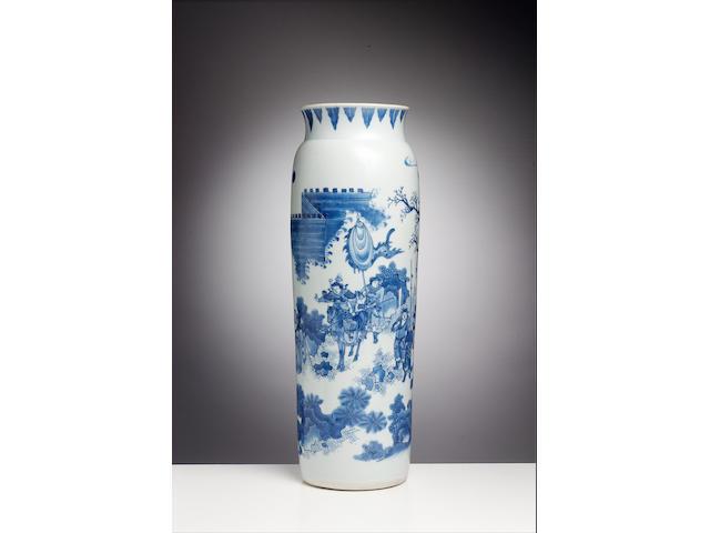 Transitional vase