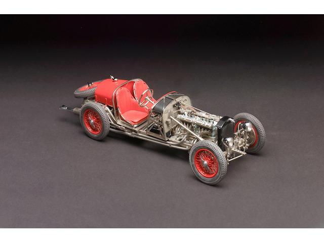 Chassis Model 1/15th scale 1938 Alfa Romeo 2.9