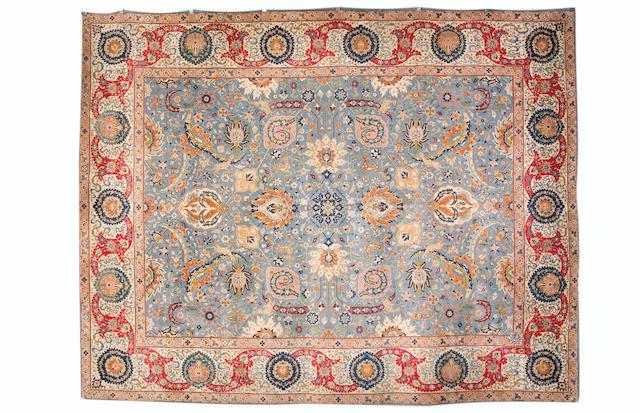 A Benlian Tabriz carpet, North West Persia,