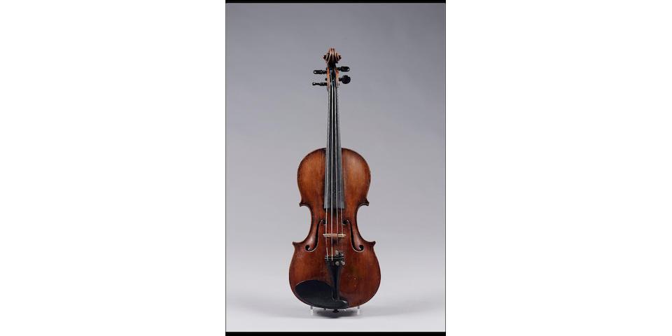 A Fine Italian Violin School of Tononi, Bologna, C1700