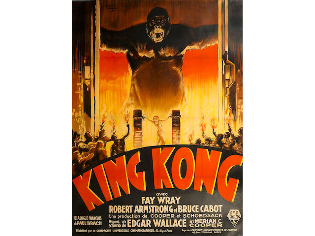 King Kong R.K.O. Radio Pictures, 1933