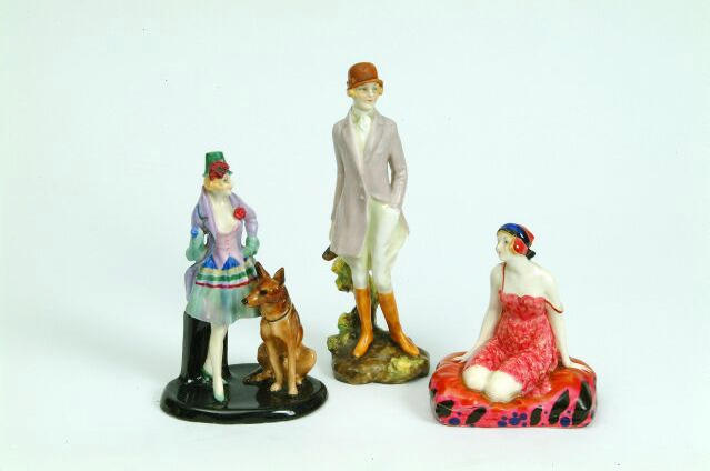 A Royal Doulton Figure