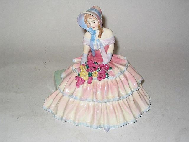 A Royal Doulton figurine,