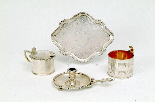 A George IV cream pail By John Bridge (probably), London 1823