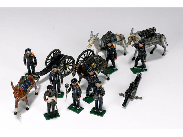 CBG Mignot, French Mountain Artillery 14
