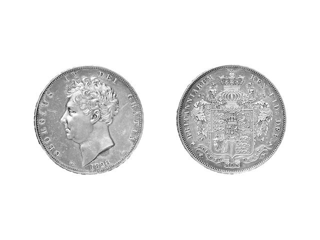 - Proof Crown, 1826 (S.3806).