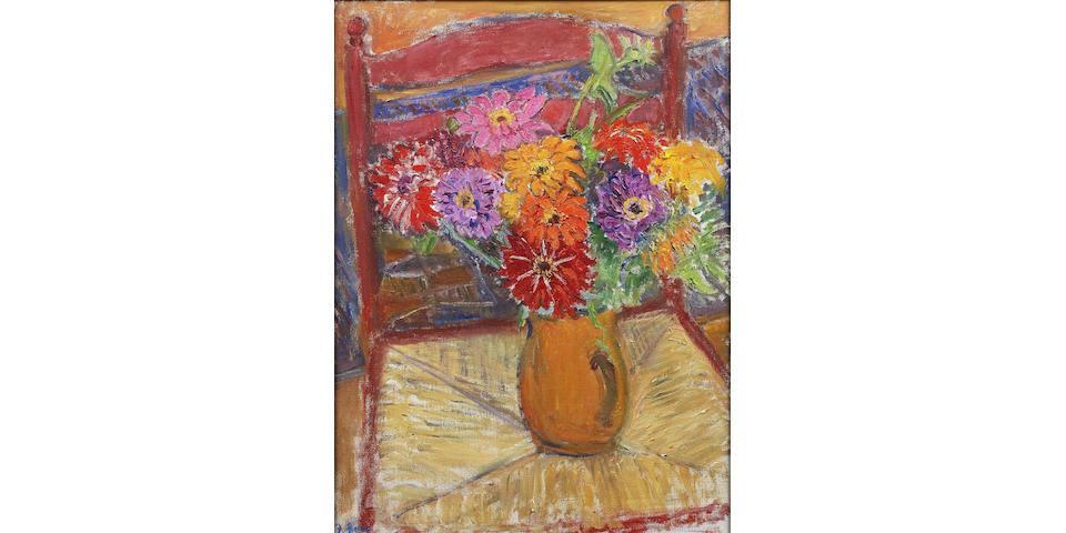 Frederick Gore R.A. (b.1913) Provencal Bouquet