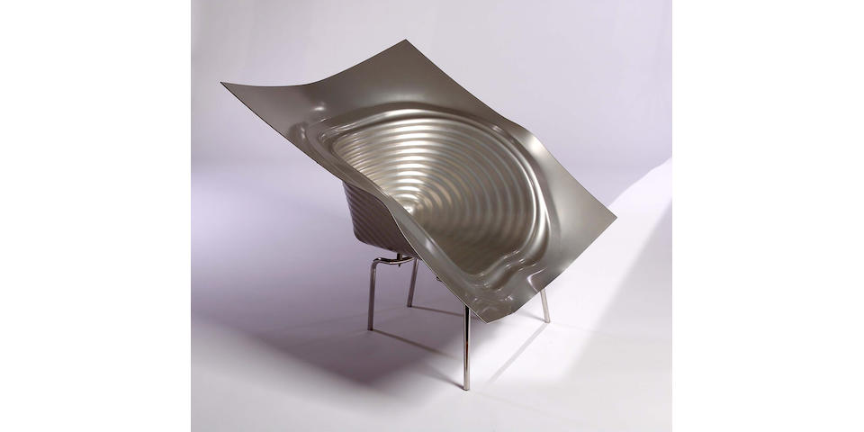 Ron Arad A rare and important Tom Vac Uncut,