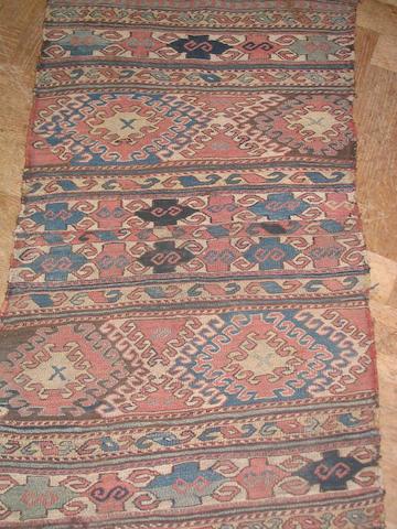 An Azeri bag, 91cm x 49cm