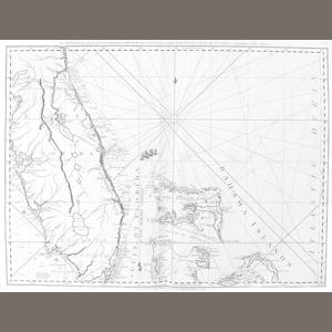 WEST-INDIES JEFFERYS (THOMAS) The West-Indian Atlas; or, a General Description of the West Indies