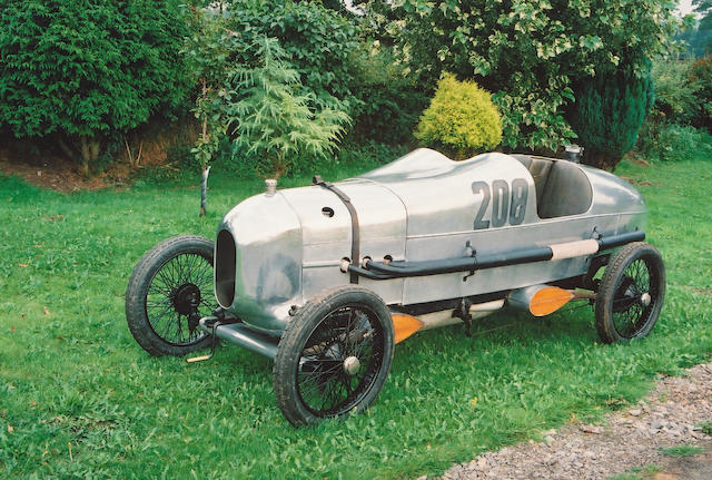Replica of George Newman's 200 Mile Race Car,1923 Wolseley Ten SOHC Offset Two Seater to be advised