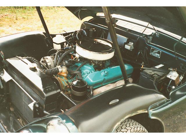 1964 Jensen C-V8 Coupe 104/2107