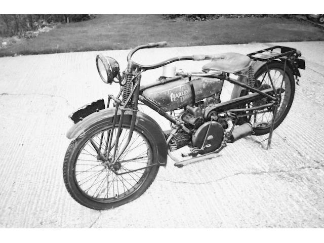 1922 Harley-Davidson 584cc Model WJ Sport Twin