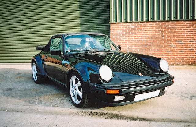 1986 Porsche 911 Carrera Supersport Cabriolet WPOZZZ91ZGS150837