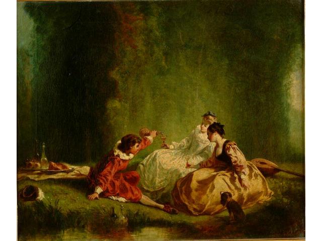 Nicholas Edward Gabe (1814-1865),