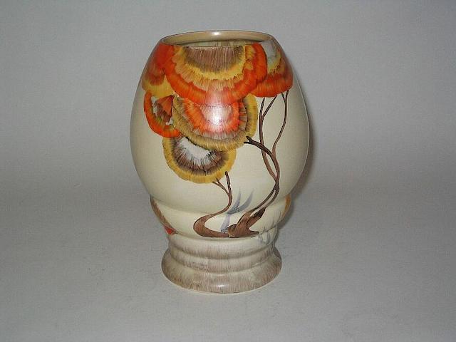 'Rhodanthe' A Vase