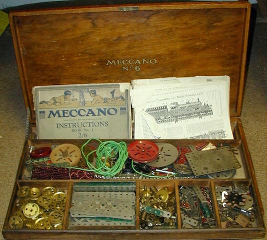 Meccano Set 6