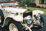 1912 Rolls-Royce 40/50hp Silver Ghost Torpedo Phaeton Coachwork in the style of Barker  Chassis no. 2018 Engine no. 15G
