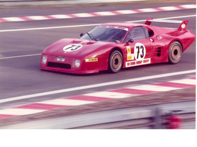 1980 Ferrari 512BBKM Series II 30559