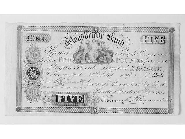 Woodbridge Bank,