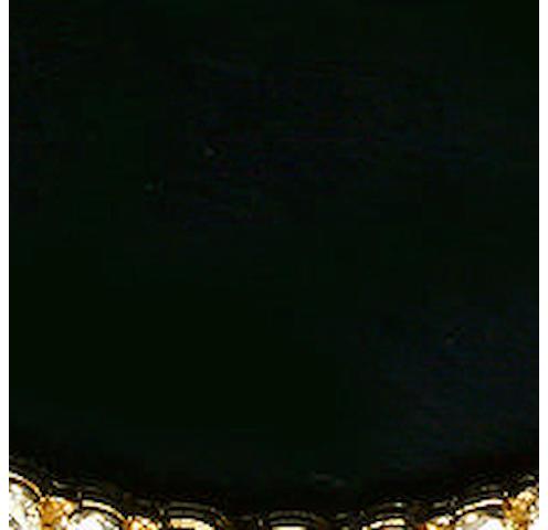 A diamond riviére necklace