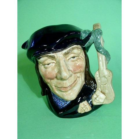 Jugs A Royal Doulton character jug Scaramouche