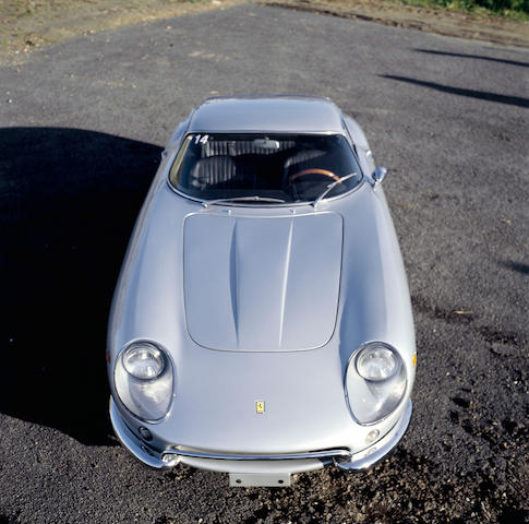 One owner since 1972,1967 Ferrari 275GTB/4 Berlinetta Coachwork by Pininfarina  Chassis no. 10011
