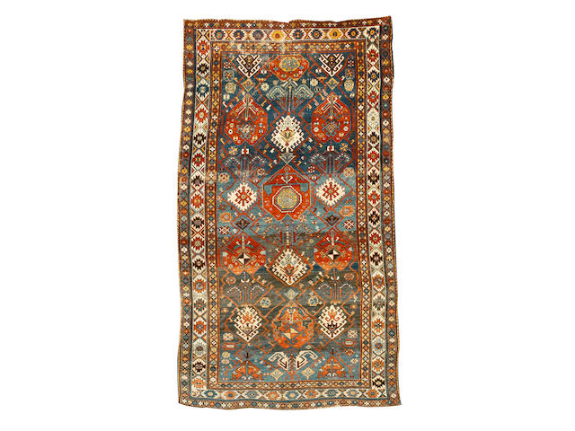 A South Caucasian rug of 'Shield' design,