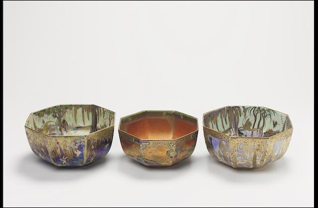 Wedgwood lustre bowl