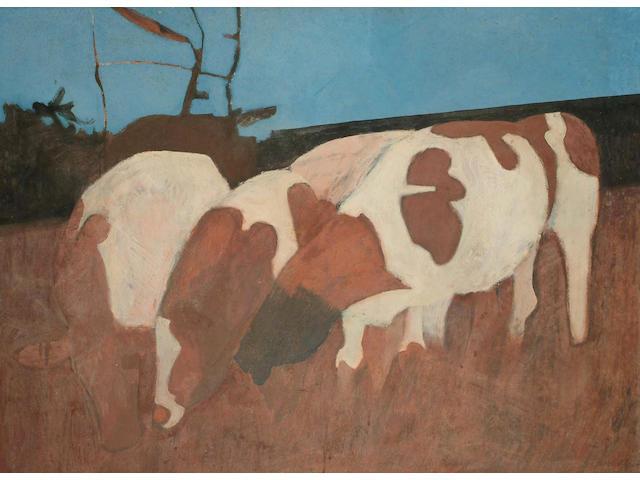 Cows 90 x 120cm.