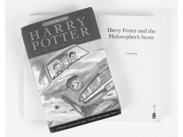 ROWLING (JOANNE K.) Harry Potter and the Philosopher's Stone