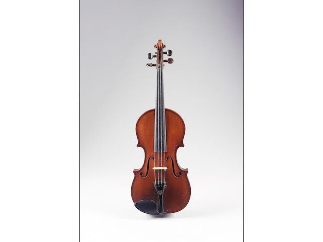 An Italian Violin of quality ca 1920 attributed to Francesco Guadagnini ,Turin