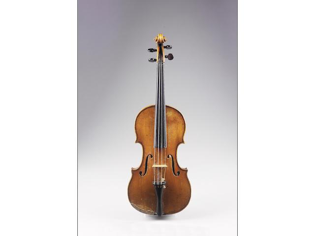 A F Gagliano Violin