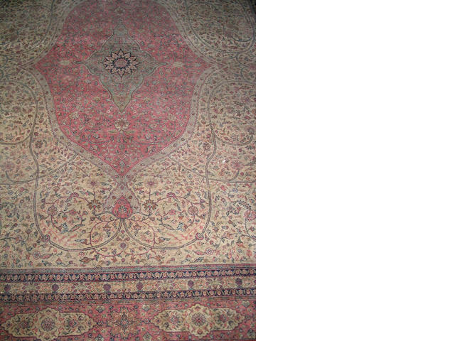 A Sivas carpet West Anatolia, 334cm x 269cm