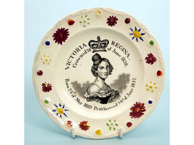 Queen Victoria: 1838 Coronation;