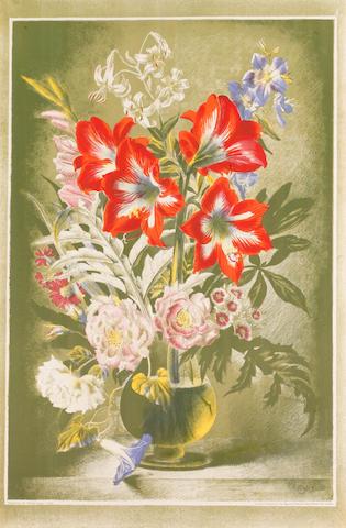 Gerald Cooper Striped Lily