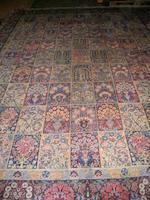 A Yazd carpet South East Persia, 420cm x 295cm