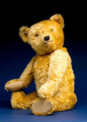 "A large Chiltern ""Hugmee"" Teddy Bear, English circa 1930"
