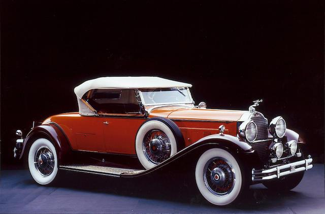 1931 Packard 840 Deluxe Roadster 191299