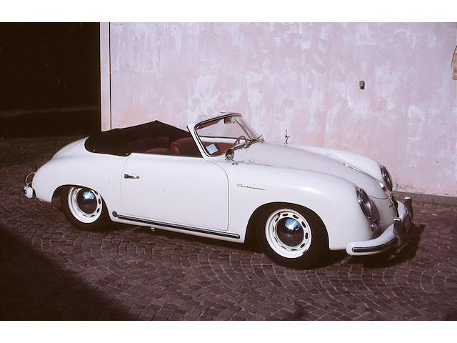 1955 Porsche 356 Cabriolet Continental  60860