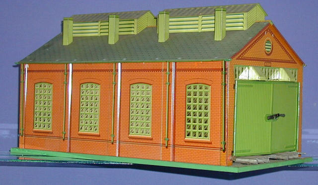 Hornby Series electric double Engine Shed