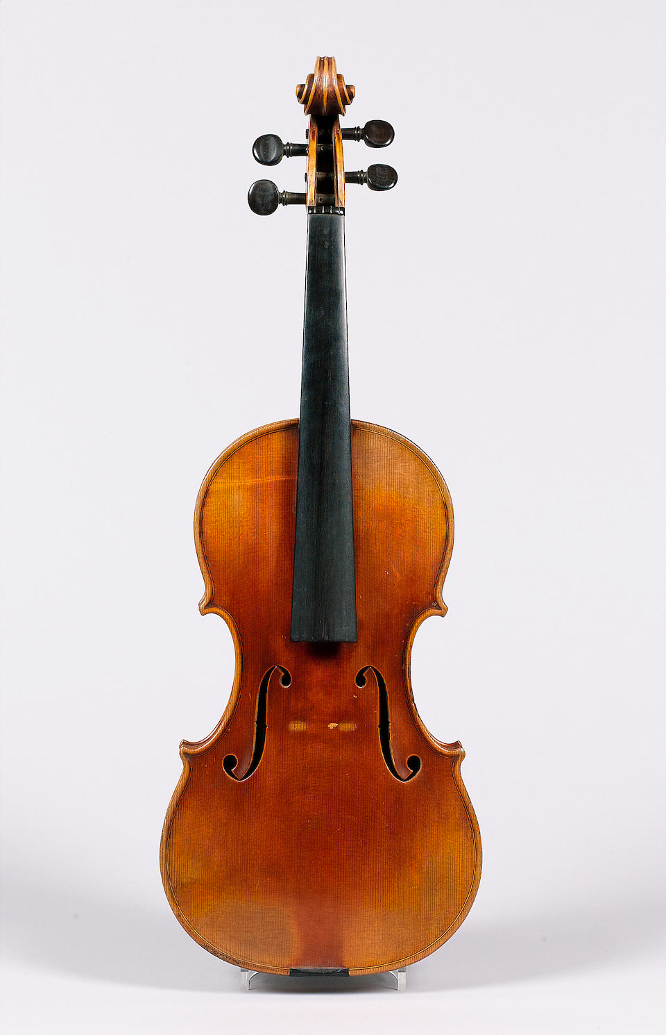 A fine and handsome German Violin by Wilh.Herm. Hammig Leipzig 1902