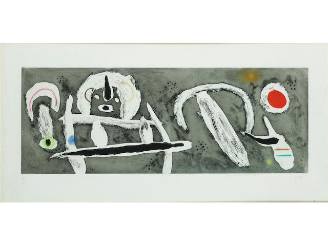 Joan Miro Grand Vent