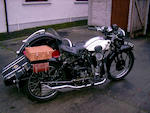1931 Matchless 593cc Model B Silver Hawk with Steib Sidecar