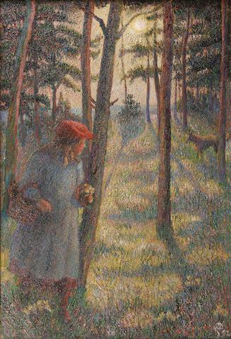 Lucien Pissarro Le Petit Chaperon Rouge