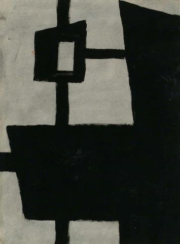 Victor Anton (British, 1909-1980) Untitled 37 x 28cm.