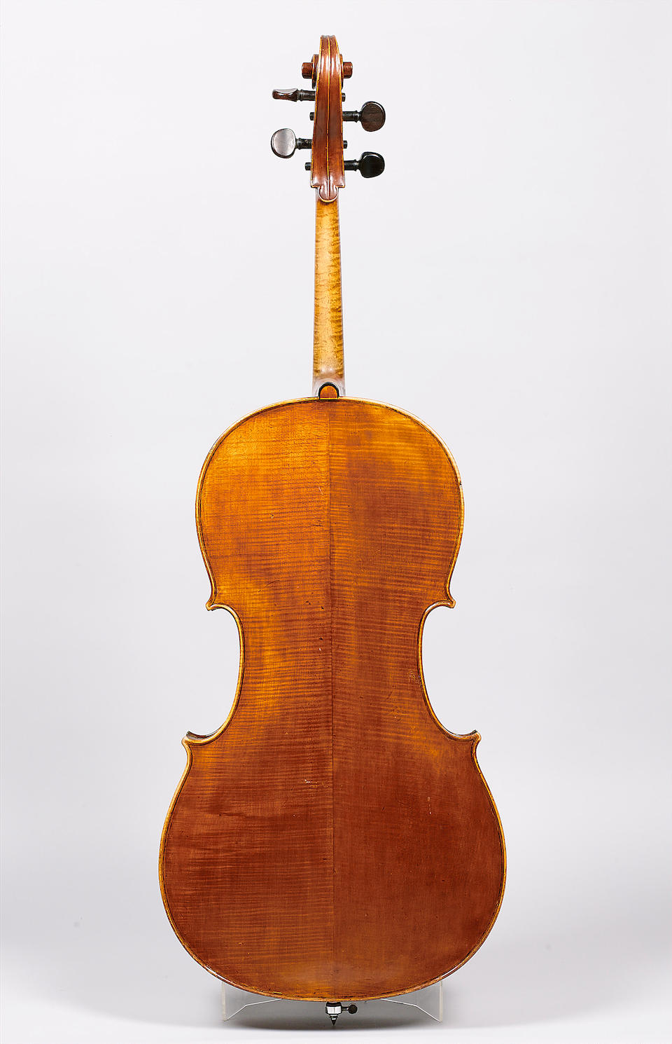A fine and handsome English Violoncello by Thomas Kennedy Maker, London circa 1820